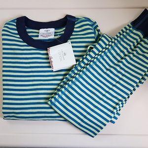 NWT Hanna Andersson Striped Pajamas